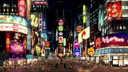 New Tork City Times Square