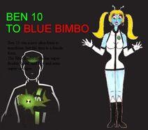 Blue bimbo