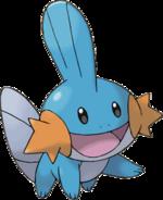 Pokémon Mudkip art