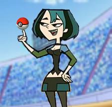 Gwen in Pokemon Stadium