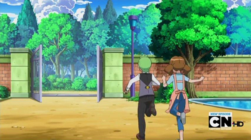 Pokemon BW Rival Destinies Episode 47 Unrest at the Nursery!