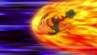 Ash Pignite Flame Charge
