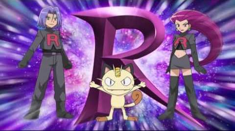 Team Rocket's Unova Motto