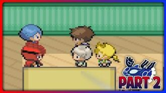 Pokemon Insurgence Version! Part 2 - The Hostility!