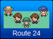 Route 24 Official Icon