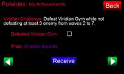 Viridian Challenge