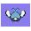 333 elemental flying icon