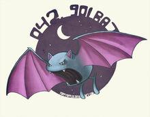 Golbat banner