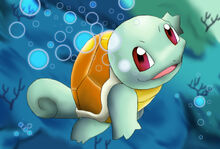 Squirtle banner