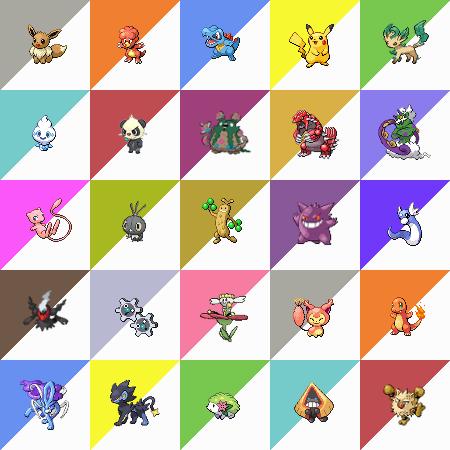 Pokemon tower defense challenge mode prizes for mega