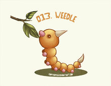 Weedle banner