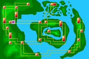 Map Midnight Mansion