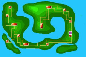 Map Katana Cave