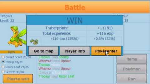 Pokémon Omega Béta - RPG