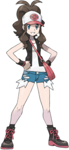 Hilda official art