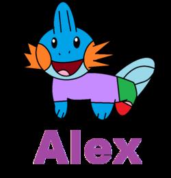 Alex The Mudkip