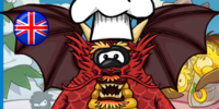 Chef dragon