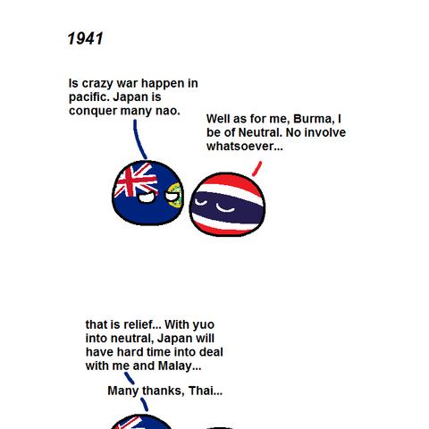 Thailand is Neutral