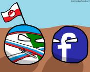 Siberiaball hates facebook
