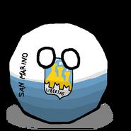 San Marino Cityball