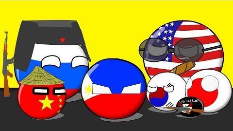 PolandBall-CountryBall- Pinoy Ball and USA Ball are always family-1500287789