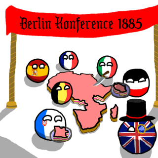 Portugal at the 1884 Berlin Conference
