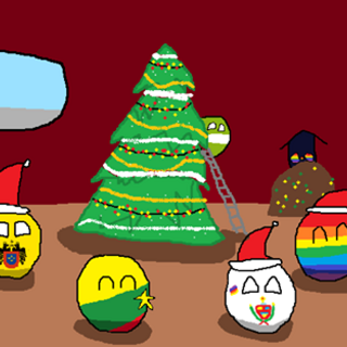 Christmas in <a href=