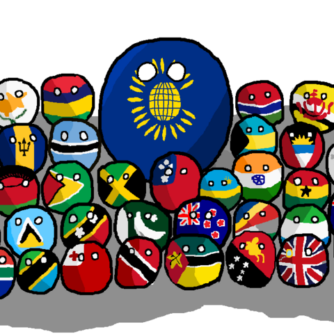Commonwealthball and family