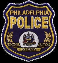Philadelphia Police Department patch