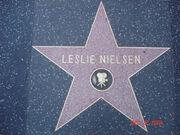 Leslie Nielsen-star