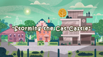 Storming the Cat Castle title card