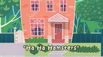 Ha Ha Hamsters title card
