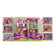 Polly Pocket Designables Courtyard & Mall