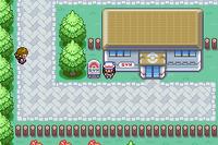 Gym outside