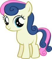 Bonbon filly
