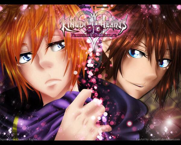 File:Kingdom hearts 3d dream duo by nicegal1-d4u9sgr.jpg