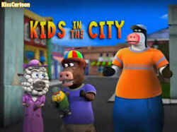 Kids in the City
