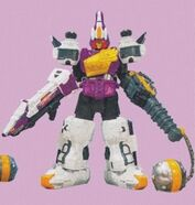 Plesio Charge Megazord Pachy Formation