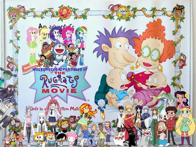 File:Weekenders Adventures of The Rugrats Movie.jpg