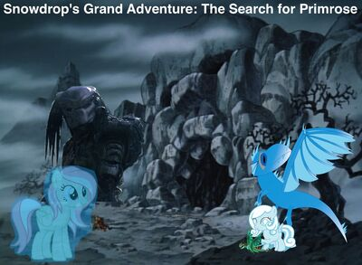 Snowdrop's Grand Adventure- The Search for Primrose