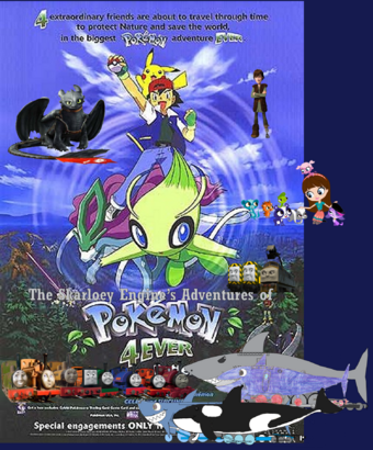 The Skarloey Engines' Adventures of Pokemon 4Ever