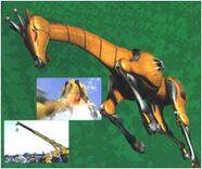 Giraffe Zord