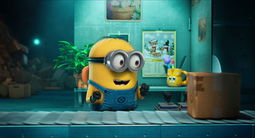 Mike (Despicable Me)