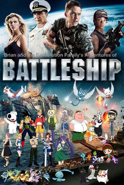 BATEFAO Battleship