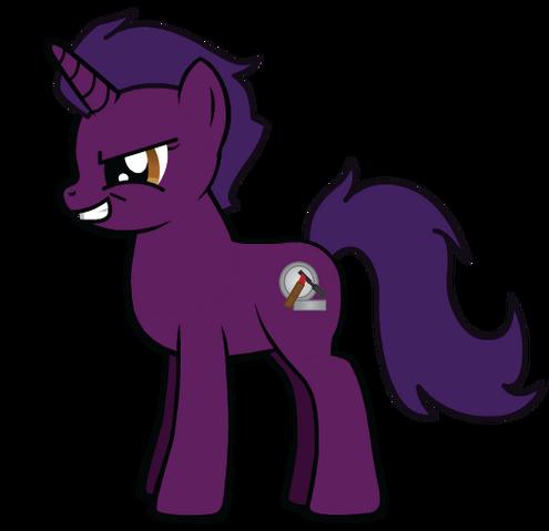 File:Bradey O'Diesel (equine form).png