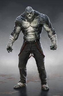 Killer Croc (Arkham Origins)
