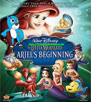 Kyle's Adventures in The Little Mermaid Ariel's Beginning