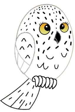 Snowdrop's Snowy Owl