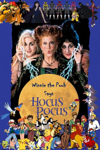 File:Winnie the Pooh Says Hocus Pocus Poster.jpg
