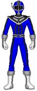 2. Blue Data Squad Ranger